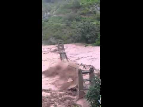 Drangali bridge Dadyal 2014 sept rainwater floods