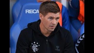 """""""Steven Gerrard will demand the very highest standards!"""" Rangers vs. Shkupi Europa League preview"""