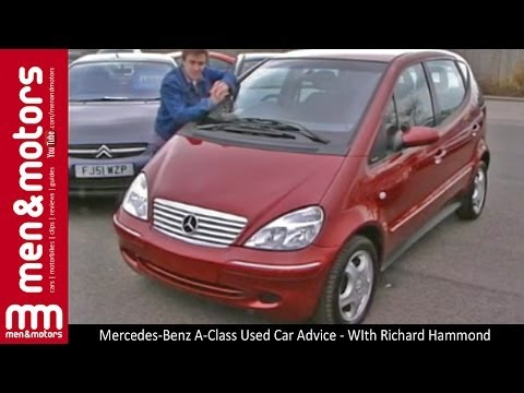 Mercedes-Benz A-Class Used Car Advice - WIth Richard Hammond