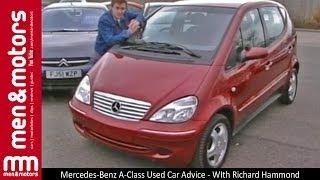 Mercedes-Benz A-Class Used Car Advice - WIth Richard Hammond