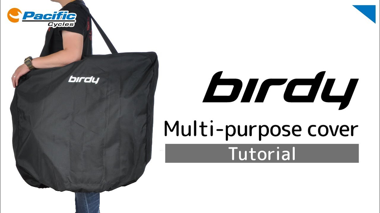 Introducing the BIRDY Multi-purpose cover