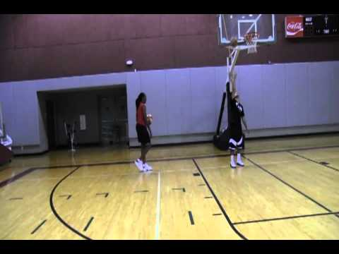 Chamique Holdsclaw Workout