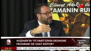 Batı ile gerginlik ekonomiyi nasıl etkiler? - 29 Ekim 2017 Cüneyt Akman ile Zamanın Ruhu 3. Bölüm