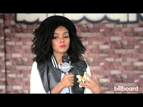 Janelle Monáe Q&A and LIVE at Governors Ball 2014