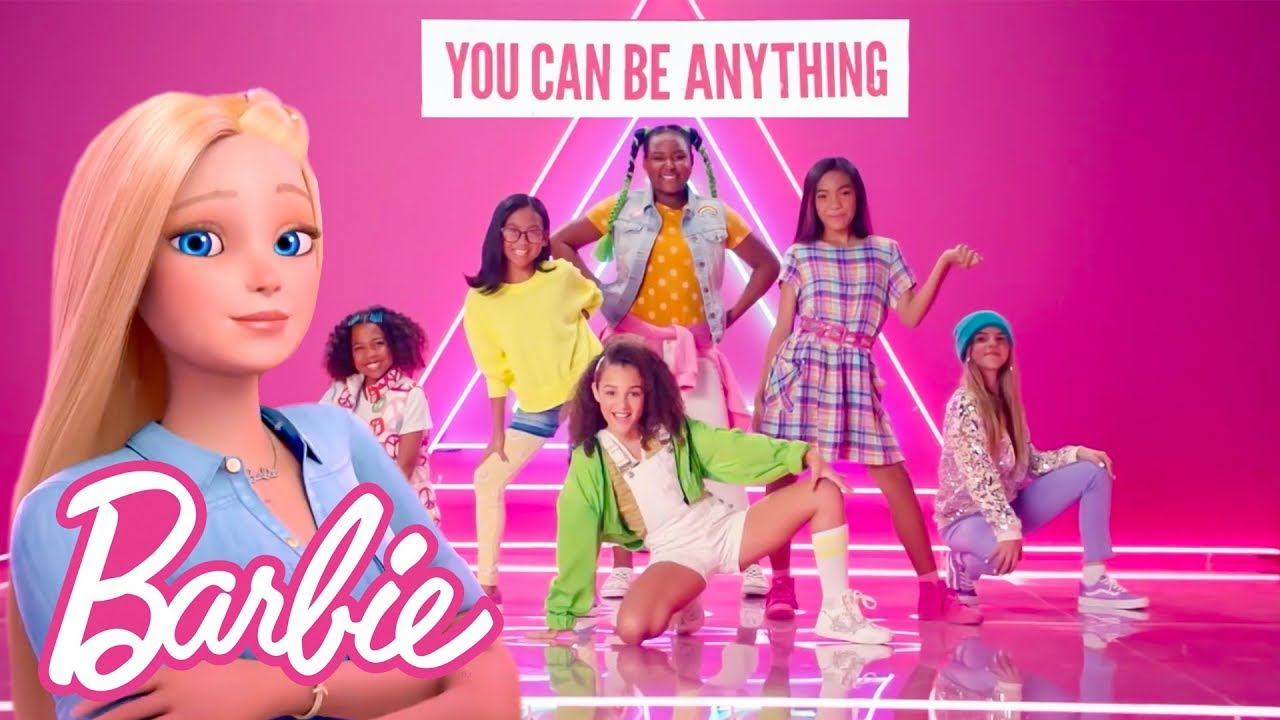 The Future is YOU! | @Barbie