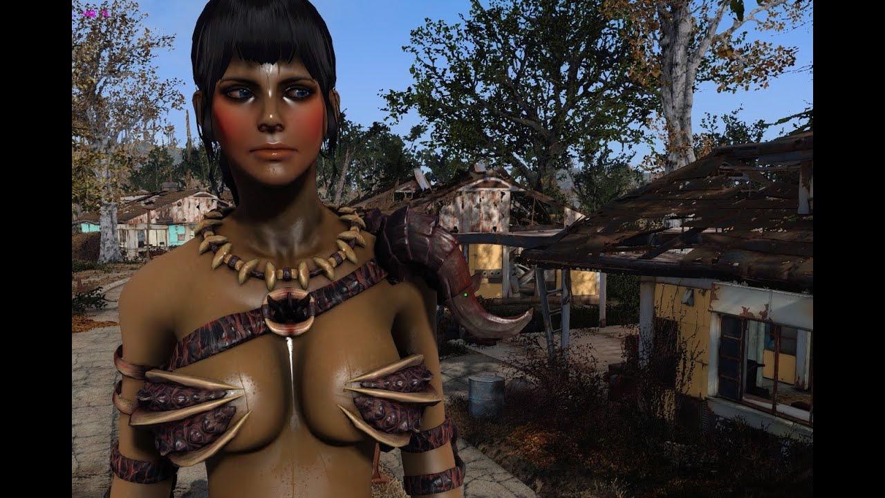 Fallout 4 - FinalBody - CBBE Bodyslide Preset