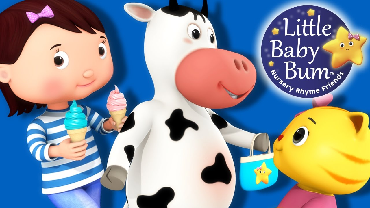 Little Baby Bum Lucy Locket Nursery Rhymes For Babies