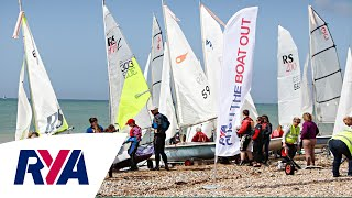 RYA Push the Boat Out - 9 fantastic sailing and windsurfing days in May 2015