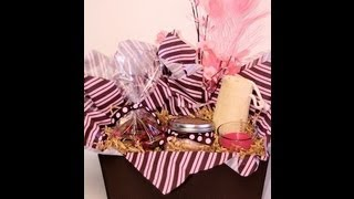 DIY: Cute Spa Gift Basket | ShowMeCute