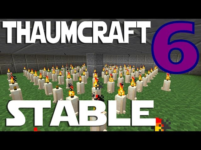 Thaumcraft 6 Lets Play | FunnyCat TV