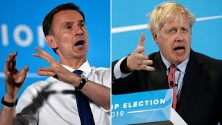 In full: Boris Johnson and Jeremy Hunt take part in leadership hustings in Cheltenham
