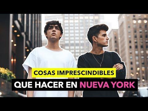 COSAS IMPRESCINDIBLES QUE HACER EN NUEVA YORK - The Tripletz