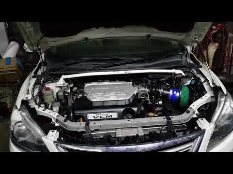 อัพเดท Nissan Sylphy วางเครื่อง Honda V6 3,500cc J35Z2 VCM