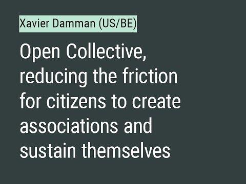 #SWAP: Xavier Damman (OpenCollective)