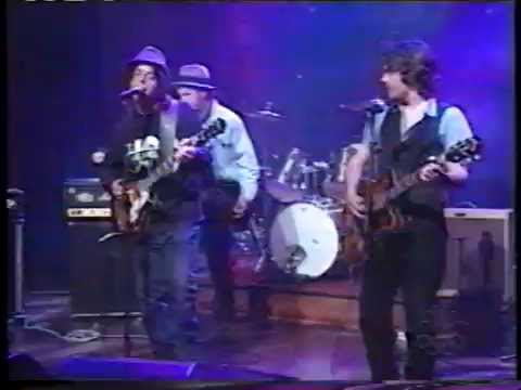 Marah - Point Breeze (Live on Late Night with Conan O'Brien, 5/19/2000)