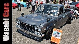 Hakotora: The Hakosuka Skyline Faced Sunny Truck - 09Racing