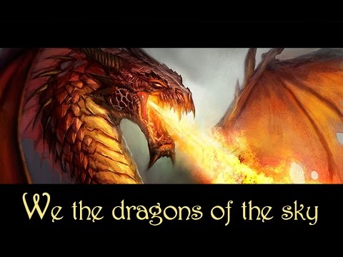 Wings of Fire - 'We the Dragons of the Sky' (Prince Cliff's Song)