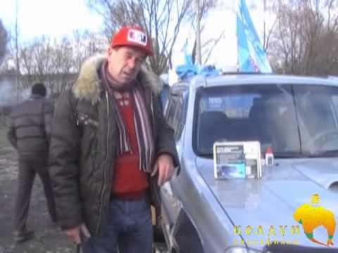 Тест драйв японских внедорожников Mitsubishi на Одесской г Тюмень .