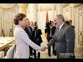 Վարչապետն ընդունել է Ղազախստանի խորհրդարանի Սենատի նախագահին