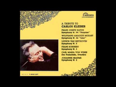Haydn Symphony No.94 Kleiber 1982