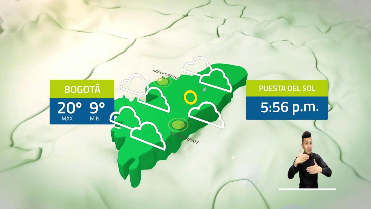 Pronóstico Del Tiempo Mañana Miércoles 01 De Enero De