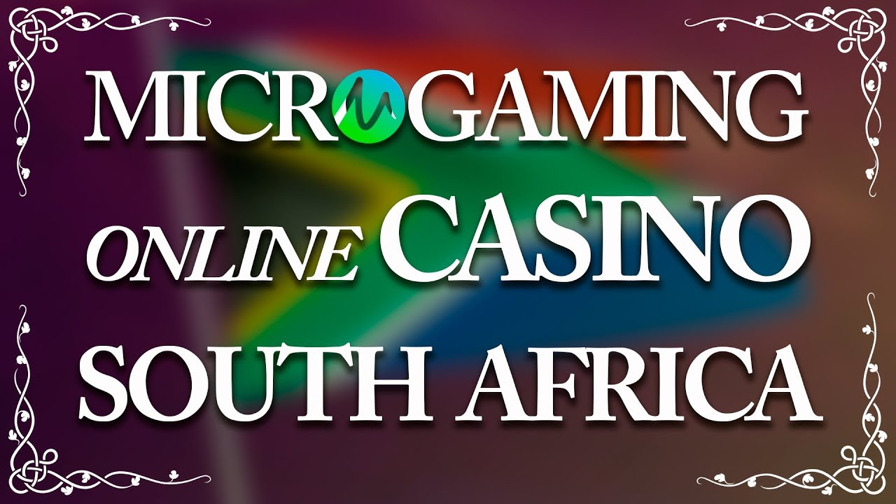 Microgamming Online Casinos