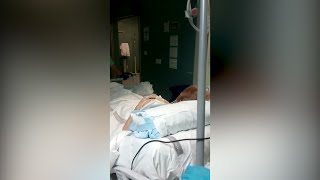 Sale de la UCI del CHN una mujer de 75 años tras 96 días ingresada