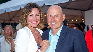 'Real Housewives of New York' Star Luann de Lesseps Marries Tom D'Agostino