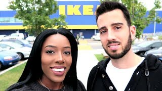 WHAT HAPPENS IN IKEA STAYS IN IKEA! 🔥ISSA VLOG🔥 Ikea shopping,home decor + giveaway update