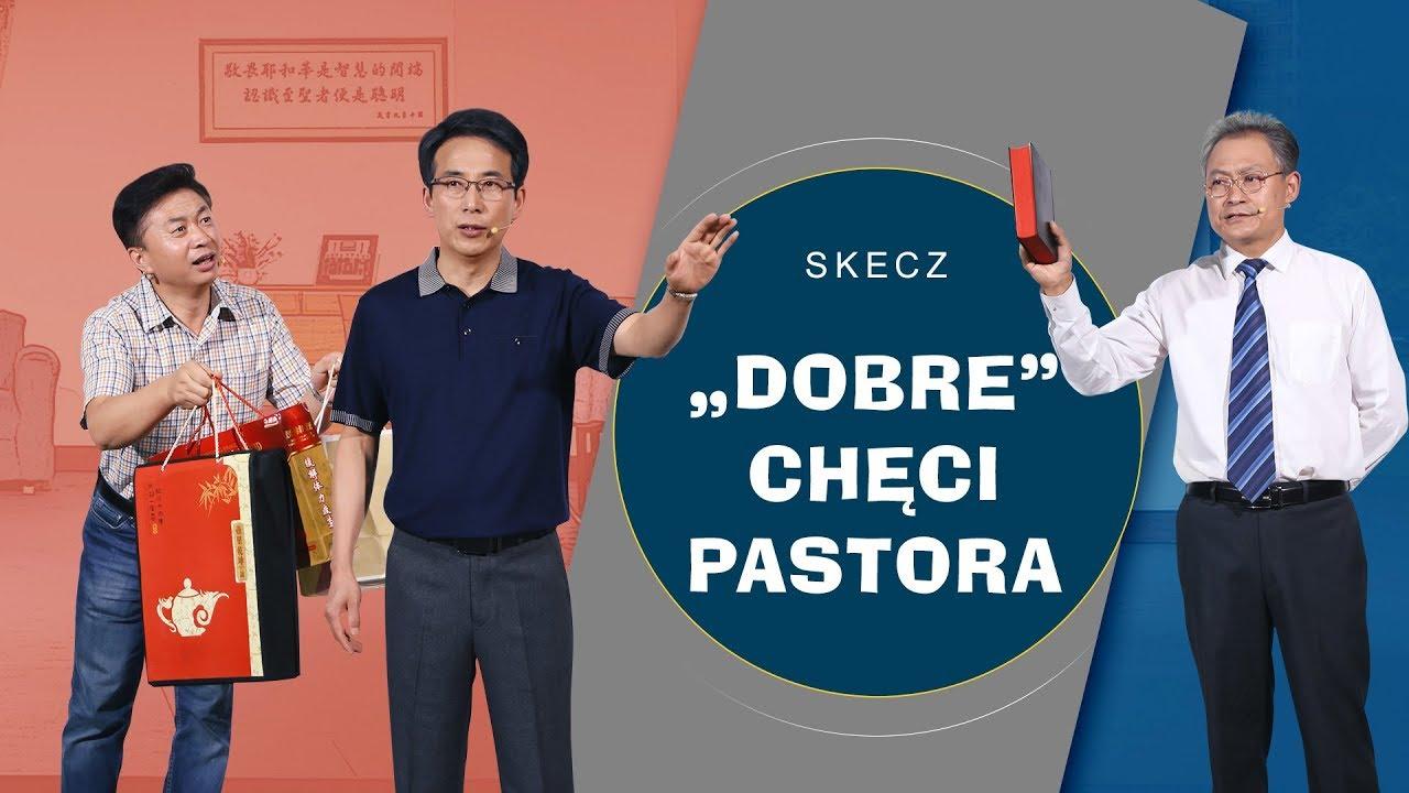 """Skecz chrześcijański 2019 """"'Dobre' chęci pastora"""" (Dubbing PL)"""