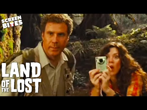 Land of The Lost: High heels and dinosaur hunting (ft ...