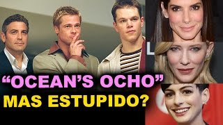 Video Ocean's 11 Female aka Ocean's Ocho Reaction download MP3, 3GP, MP4, WEBM, AVI, FLV November 2017