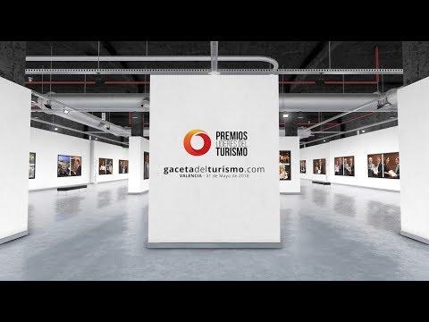 Vídeo Premios Líderes del Turismo   Gaceta del Turismo