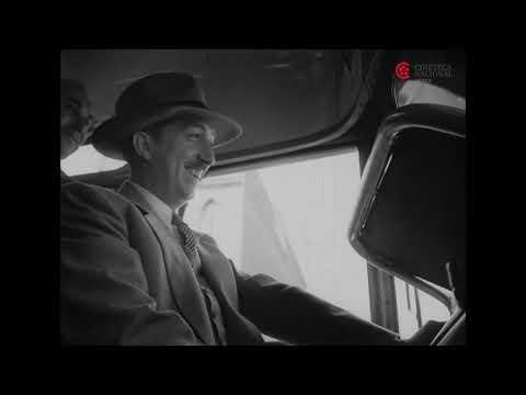 De Indianilla a Palacio. Año 1947. Noticiero mexicano, N778. Película de nitrato, 35 mm.