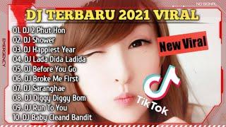 DJ TERBARU 2021 - DJ TIKTOK 2021 - DJ VIRAL TERBARU 2021 - DJ 2 PHUT HON