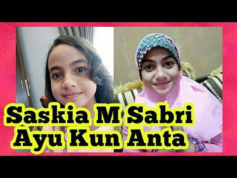 Foto-foto Saskia M. Sabri ~ Ayu Kun Anta MNCTV Terbaru
