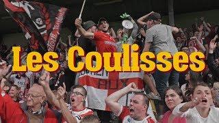 Royal Excel Mouscron - Courtrai : Les Coulisses
