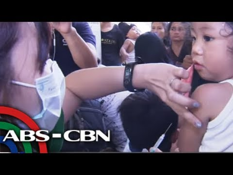 Bandila: Pagpapalawak sa immunization program, tututukan ng gobyerno