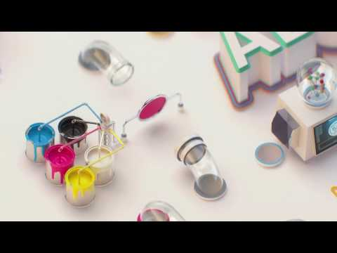 """( / ) Motion Graphics – """"The X"""" (C4D & After Effects)"""