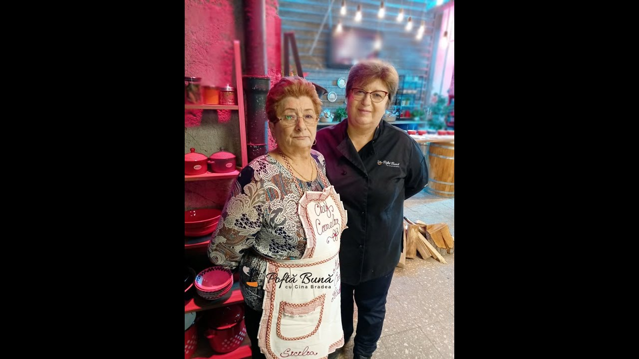 Download Dna Cornelia Dumitrescu, celebra creatoare a ciorbei radautene ne dezvaluie secretele ei