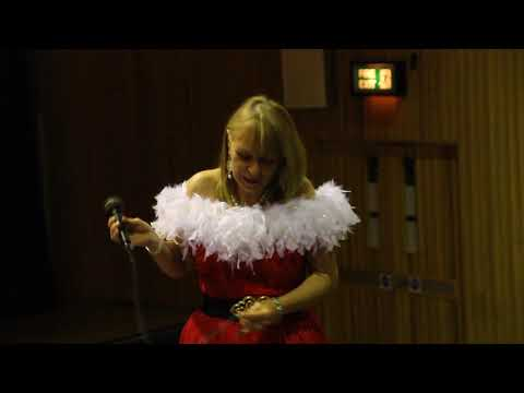I Saw Mummy Kissing Santa Claus  Performed By Melanie Baines