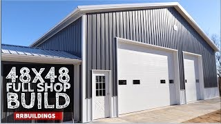 Download Building an Attached Garage Full Time-lapse Mp3 and Videos