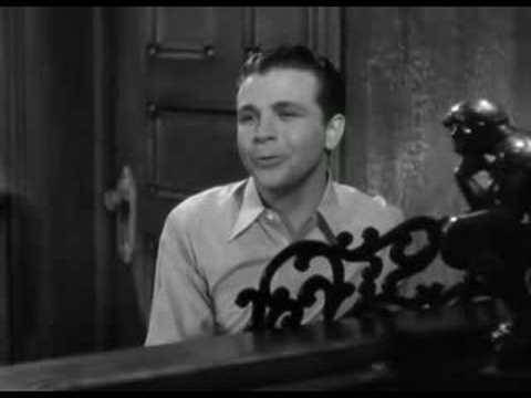 Dick Powell and Ruby Keeler in The Shadow Waltz