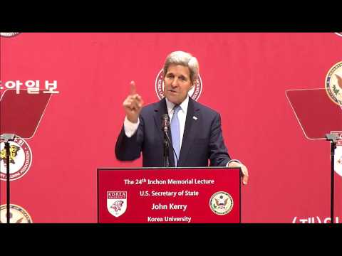 "Secretary Kerry on ""An Open and Secure Internet: We Must Have Both"""