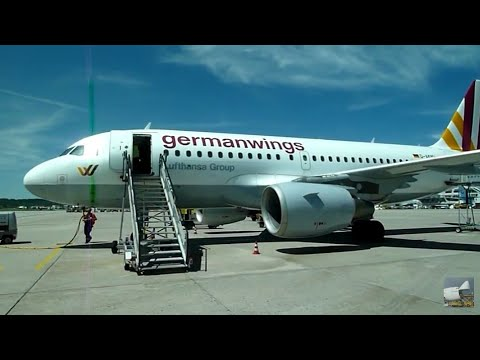 TRIPREPORT | Stuttgart - London Heathrow | Germanwings A319 | D-AKNH