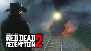 Red Dead Redemption 2 - New Gameplay Secrets Revealed from The Trailer! A Walkthrough of Features!