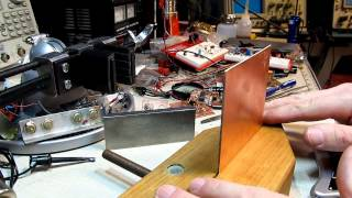 #129: How to cut circuit board PCB material - a couple of favorite methods I use...