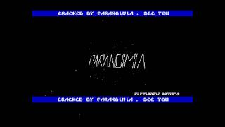 Amiga music: Paranoimia cracktro theme