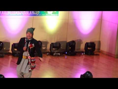 हँसाएर झण्डै मारेनन् तक्मे बुढाले , WILSON BIKRAM RAI COMEDY PERFORMANCE IN KOREA