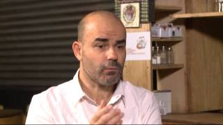 """""""Entrevista Social Club""""- Eduardo Sacheri- Bloque 1"""